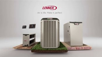 Lennox Industries Ultimate Comfort System TV Spot, 'Perfect Air' - Thumbnail 8