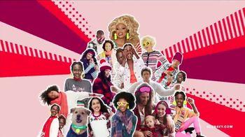 Old Navy TV Spot, 'Holidays: Jingle Jammies' Featuring RuPaul
