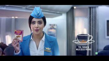 Wagh Bakri Tea Group Instant Tea TV Spot, 'Airplane' - Thumbnail 6