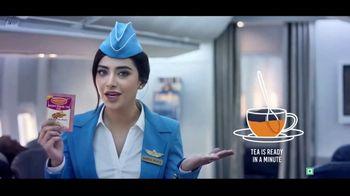 Wagh Bakri Tea Group Instant Tea TV Spot, 'Airplane' - Thumbnail 7