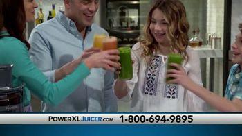 PowerXL Juicer TV Spot, 'Natural Solution' - Thumbnail 9