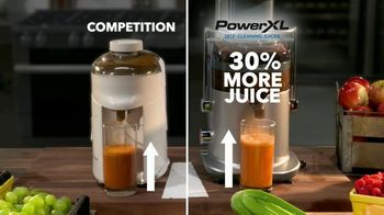 PowerXL Juicer TV Spot, 'Natural Solution' - Thumbnail 6