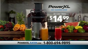 PowerXL Juicer TV Spot, 'Natural Solution' - Thumbnail 7