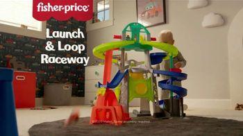 Fisher-Price Launch & Loop Raceway TV Spot, 'I Love Racing' - Thumbnail 10