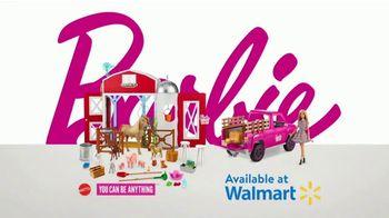 Barbie Sweet Orchard Farm Barn Playset TV Spot, 'Lend a Hand' - Thumbnail 9