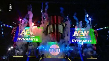 All Elite Wrestling TV Spot, 'Explosive Power'