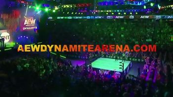 All Elite Wrestling TV Spot, 'Explosive Power' - Thumbnail 9