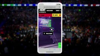All Elite Wrestling TV Spot, 'Explosive Power' - Thumbnail 4
