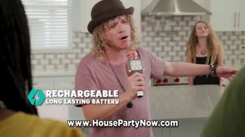 House Party Karaoke TV Spot, 'When You Want to Party: $29.99' - Thumbnail 5