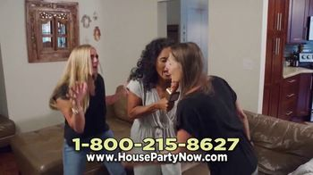House Party Karaoke TV Spot, 'When You Want to Party: $29.99' - Thumbnail 8
