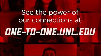 University of Nebraska-Lincoln TV Spot, 'One-to-One: The Power of Our Connections' - Thumbnail 10