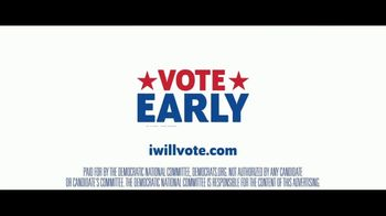 The Democratic National Committee TV Spot, 'Already Here' Featuring Barack Obama - Thumbnail 9