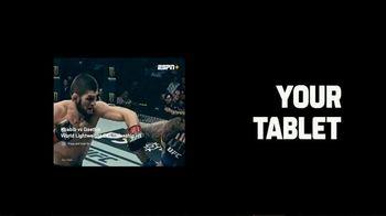ESPN+ TV Spot, 'UFC 254: Khabib vs. Gaethje' Song by Nas - Thumbnail 9
