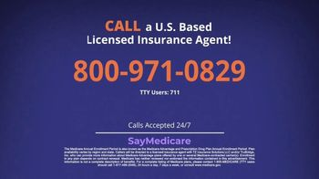 SayMedicare Helpline TV Spot, 'Less Stress: All-in-One Medicare Advantage' - Thumbnail 9
