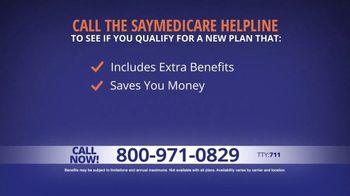 SayMedicare Helpline TV Spot, 'Less Stress: All-in-One Medicare Advantage' - Thumbnail 3