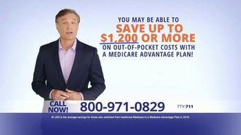 SayMedicare Helpline TV Spot, 'Less Stress: All-in-One Medicare Advantage' - Thumbnail 4