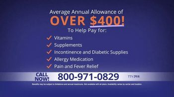 SayMedicare Helpline TV Spot, 'Less Stress: All-in-One Medicare Advantage' - Thumbnail 7