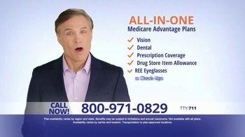 SayMedicare Helpline TV Spot, 'Less Stress: All-in-One Medicare Advantage' - Thumbnail 8
