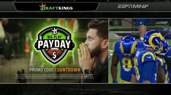 DraftKings Big Play Payday TV Spot, 'Ending NFL Week Seven' - Thumbnail 7