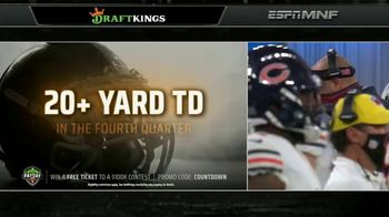 DraftKings Big Play Payday TV Spot, 'Ending NFL Week Seven' - Thumbnail 3