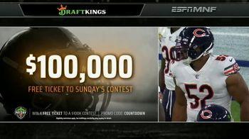 DraftKings Big Play Payday TV Spot, 'Ending NFL Week Seven' - Thumbnail 4