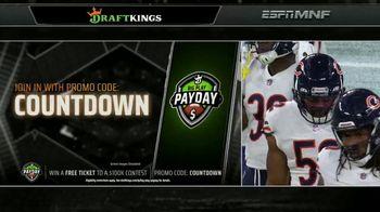 DraftKings Big Play Payday TV Spot, 'Ending NFL Week Seven' - Thumbnail 6