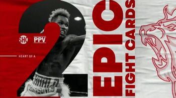 Showtime PPV TV Spot, 'Jermall Charlo vs. Derevyanchenko and Jermell Charlo vs. Rosario' - Thumbnail 2