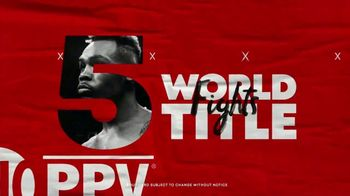 Showtime PPV TV Spot, 'Jermall Charlo vs. Derevyanchenko and Jermell Charlo vs. Rosario' - Thumbnail 4