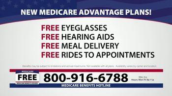 Medicare Benefits Helpline TV Spot, 'Attention: Medicare Advantage' - Thumbnail 3