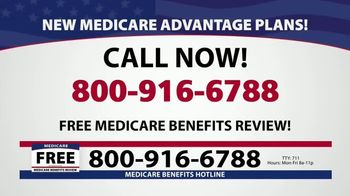 Medicare Benefits Helpline TV Spot, 'Attention: Medicare Advantage' - Thumbnail 4