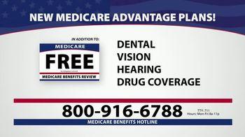 Medicare Benefits Helpline TV Spot, 'Attention: Medicare Advantage' - Thumbnail 5
