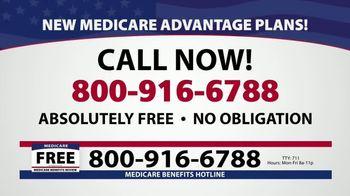 Medicare Benefits Helpline TV Spot, 'Attention: Medicare Advantage' - Thumbnail 6