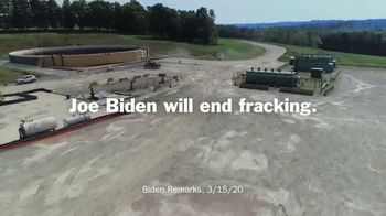 Donald J. Trump for President TV Spot, 'End Fracking'