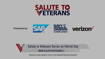 Salute to Veterans TV Spot, '2020 Patriot Day' Featuring Terry Bradshaw - Thumbnail 10