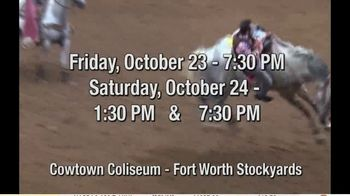 Stockyards Championship Rodeo TV Spot, '2020 Texas Cowboy Hall of Fame Ranch Rodeo' - Thumbnail 7