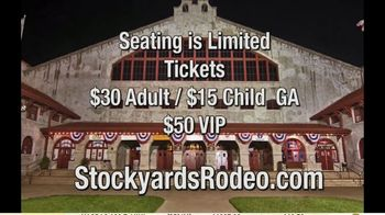 Stockyards Championship Rodeo TV Spot, '2020 Texas Cowboy Hall of Fame Ranch Rodeo' - Thumbnail 9