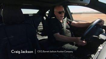 Lexus IS 350 F Sport TV Spot, 'Barrett-Jackson: Sticks to the Track' Featuring Townsend Bell [T1] - Thumbnail 3