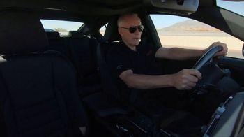 Lexus IS 350 F Sport TV Spot, 'Barrett-Jackson: Sticks to the Track' Featuring Townsend Bell [T1] - Thumbnail 7
