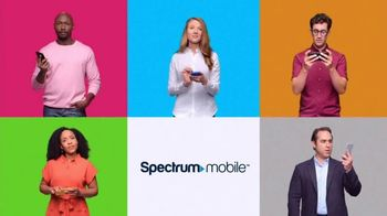Spectrum Mobile TV Spot, 'The Right Data Plan'