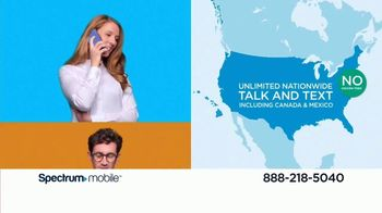 Spectrum Mobile TV Spot, 'The Right Data Plan' - Thumbnail 4