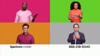 Spectrum Mobile TV Spot, 'The Right Data Plan' - Thumbnail 7