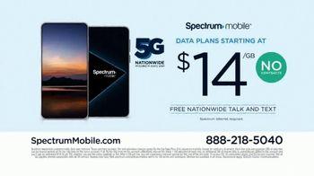 Spectrum Mobile TV Spot, 'The Right Data Plan' - Thumbnail 9