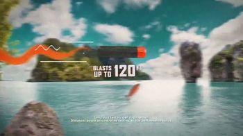 Nerf Ultra Three TV Spot, 'Blasts' - Thumbnail 9