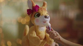 furReal Friends Mama Josie the Kangaroo TV Spot, 'Life Became an Adventure'