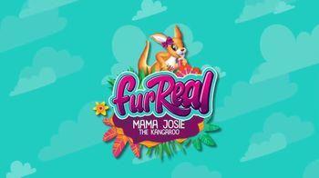 furReal Friends Mama Josie the Kangaroo TV Spot, 'Life Became an Adventure' - Thumbnail 1