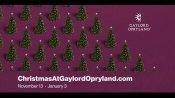 Gaylord Opryland Resort & Convention Center TV Spot, 'Dear Santa: Christmas Movies Pop-Up Experience' - Thumbnail 9