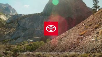 Toyota Today's the Day Event TV Spot, 'Invincible' Song by Aloe Blacc [T2] - Thumbnail 1