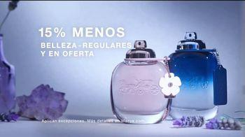 Macy's Amigos y Familiares TV Spot, 'Belleza y fragancia' [Spanish] - Thumbnail 3