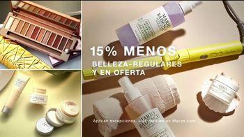 Macy's Amigos y Familiares TV Spot, 'Belleza y fragancia' [Spanish] - Thumbnail 4