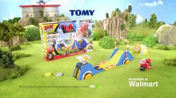 Ricky Zoom Speed and Stunt Playset TV Spot, 'Adventure' - Thumbnail 9